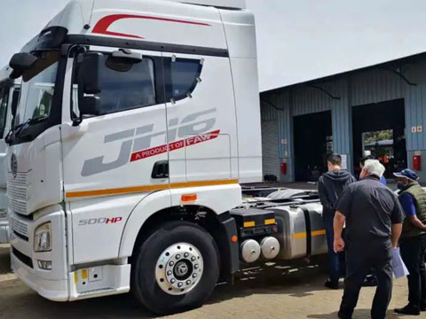 The ALL-WIN series Products Live up to Their Mission and Are Eye-Catching in South Africa
