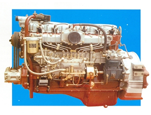 Successfully trial produced the first 6110 diesel engineUnveiled the prelude of shifting to produce vehicle diesel engine