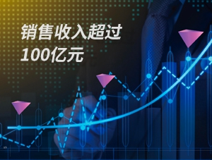 """The annual production and sales volume hit a record high Sales revenue well over 10 billion Yuan Entered the Ten-Billion Club Completing three times of starting business and """"313"""" strategy"""