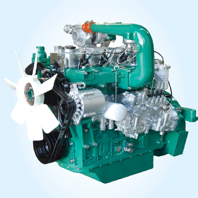 EURO II Vehicle Agricultural machinery Engine 4DF series