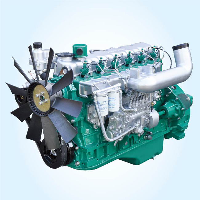 EURO II Vehicle Agricultural machinery Engine 6DF2D series